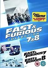 Fast & Furious 7 & 8 [Regions 2,4,5]