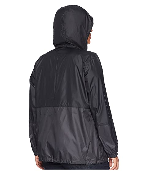 Forward® Windbreaker Columbia Black Shark Flash Plus Blush Size Pink qHZwRZtUI