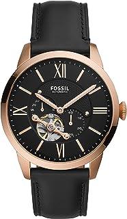 Fossil Analog Black Dial Men's Watch-ME3170