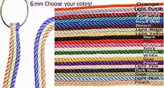 Cord Of Three Strands Unity Cords for Ceremony 6mm Wedding Alternative