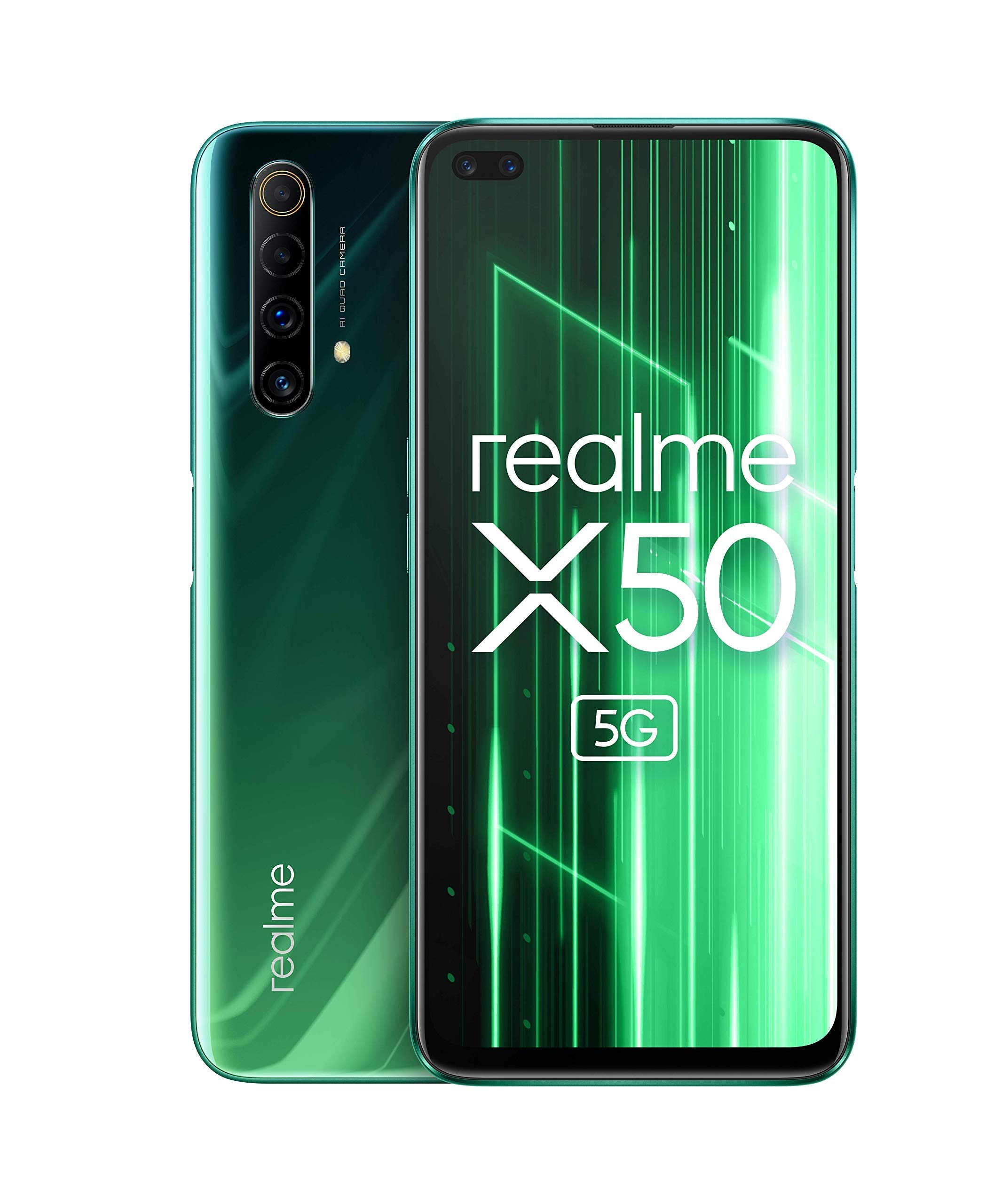 Realme X50 5G, Smartphone de 6.57