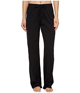 Cotton Deluxe Drawstring Long Pants