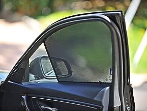 QuikSnap sunshades - Custom Side Window sunshades (Set of 4) (Nissan Versa Note 2014-2019)
