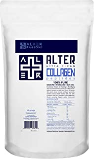 Alter+Collagen | Ultra-Bioactive Collagen Peptides Protein | 100% Pure. Professional-Grade. | Hydrolyzed. Grass Fed. | No ...