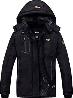 Women's Mountain Waterproof Ski Jacket Windproof Rain...