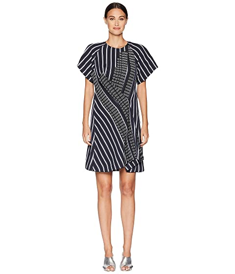 Sportmax Tallero Short Sleeve Dress
