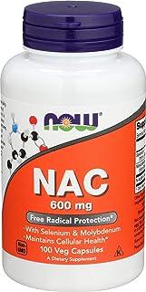 Now Foods, Nac 600mg, 100 Capsules