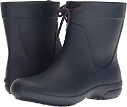e9f232953f52 534. Crocs. Freesail Shorty Rain Boot