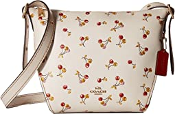 COACH - Cherries Print Small Dufflette