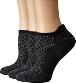 Smartwool PhD Run Elite Micro 3-Pair Pack
