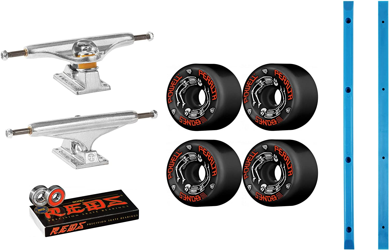 Independent 159 Skateboard 定価の67%OFF Trucks Peralta Wheels Powell 特売 Rails