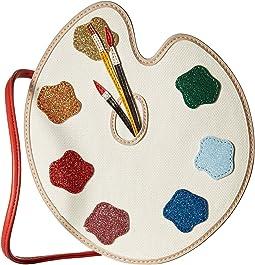 Stella McCartney Kids - Popsicle Glittered Paint Palette Bag