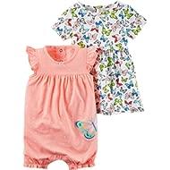 Baby Girls' 3 Piece Set Dresses