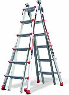 tallest step ladders available