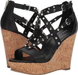 Lorda2 Stud Wedge Sandal