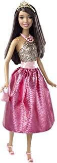 Barbie Princess African-American Doll