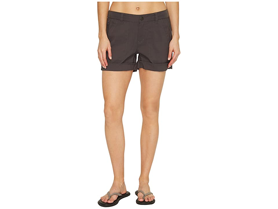 The North Face Adventuress Shorts (Graphite Grey (Prior Season)) Women