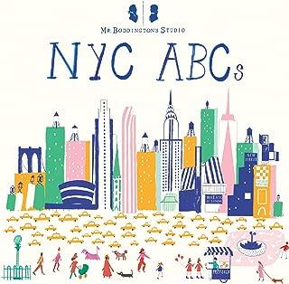 Mr. Boddington's Studio: NYC ABCs