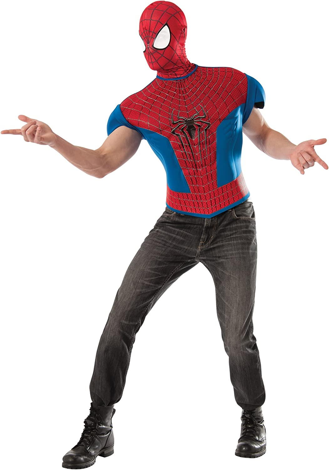 Rubie's Costume Men's Max 56% OFF Marvel Universe Mu Spiderman 2 Easy-to-use Amazing The