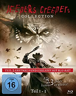Jeepers Creepers Collection 1-3 - Limitierte Edition [Alemania] [Blu-ray