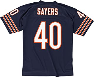 Mitchell & Ness Gale Sayers Chicago Bears 1969 Throwback Jersey