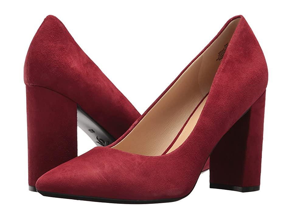 Nine West Astoria9X9 (Red Suede) Women