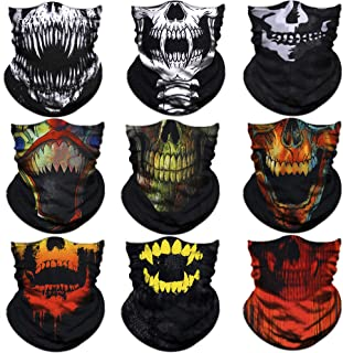 Best skull fishing mask Reviews