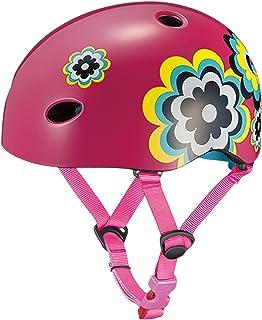 オージーケーカブト(OGK KABUTO) 自転車 ヘルメット 子ども用 FR-MINI(FR・ミニ) フラワーピンク 幼児用(頭囲:47~51cm)