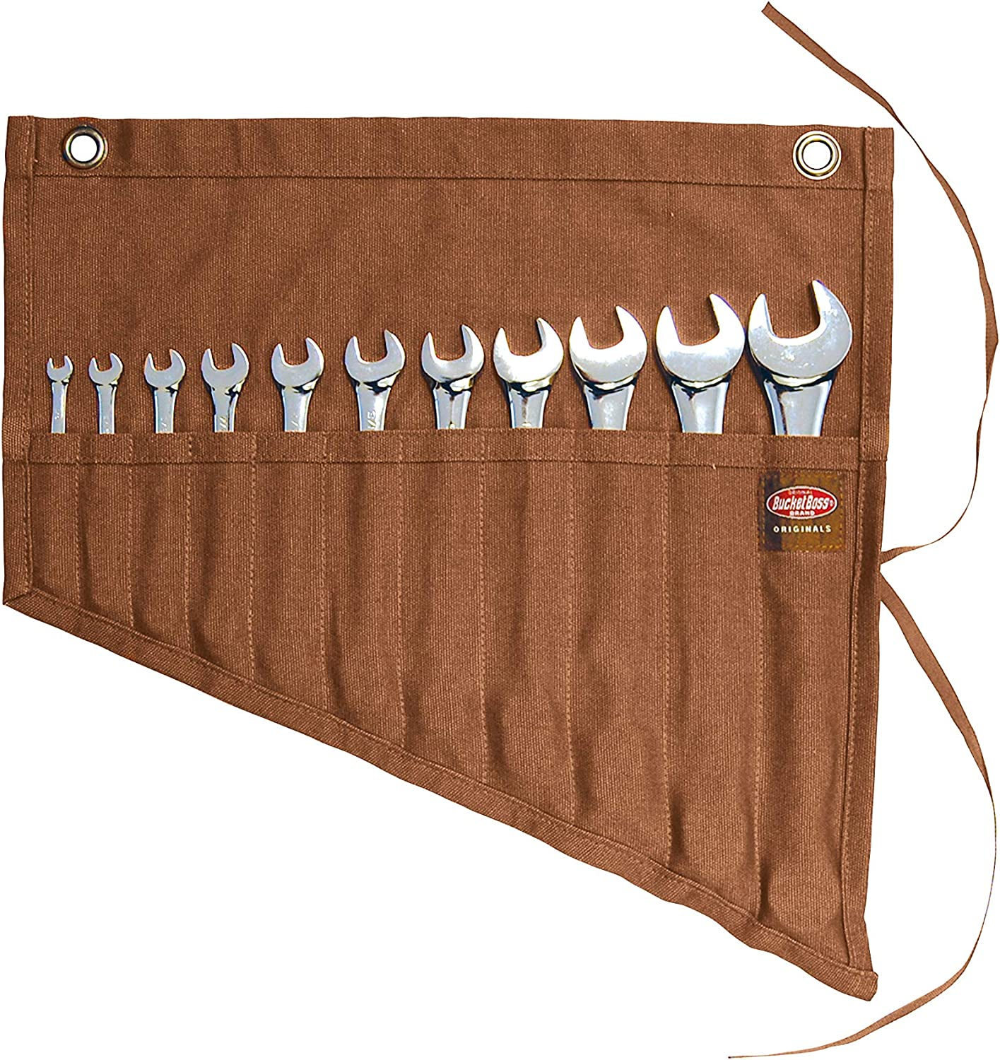 Bucket Max 72% OFF Boss - Wrench Roll Tool Outlet sale feature 70003 Original Bags Series