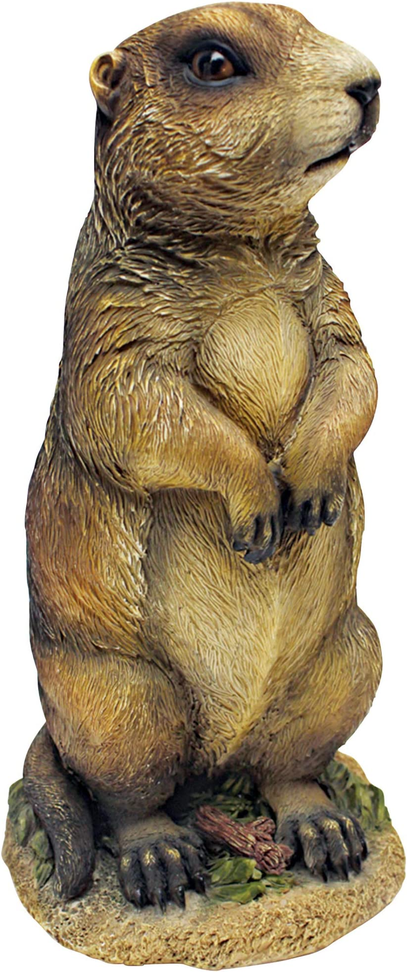 marmot statue groundhog statue gopher statue gopher garden statue groundhog gopher figurine groundhog concrete ornament statue animal statue