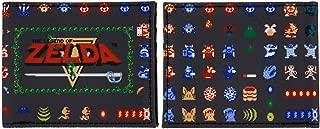 Nintendo Zelda Pixel Sublimated Bi-Fold Wallet