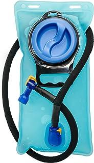 Aquatic Way Hydration Bladder Water Reservoir 2 Liter 2L 70 oz 3 Liter 3L 100 oz For Bicycling Hiking Camping Backpack. No...