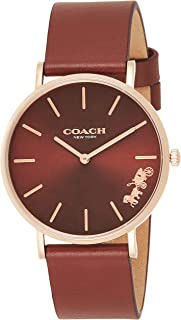 COACH PERRY WOMEN's BROWN DIAL WATCH - 14503558