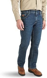 Men's Fr Flame Resistant Advanced Comfort Slim Boot Cut Jean