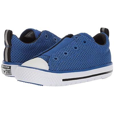 Converse Kids Chuck Taylor All Star Hyper Lite Ox (Infant/Toddler) (Hyper Royal/Black/White) Girls Shoes