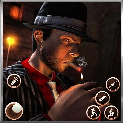 Mafia Nights Légendes de la survie de la ville Gangster Kill Crime City Simulator 3D: Esprit criminel