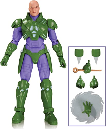 DC Comics Icons   Rex Luther immer Evil 6 Zoll-Action-Figur