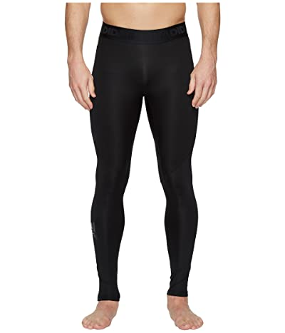 adidas Alphaskin Sport Long Tights (Black) Men