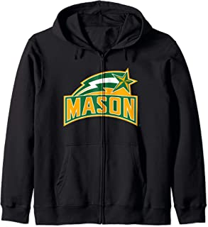 George Mason University Patriots NCAA PPGMU02 Zip Hoodie