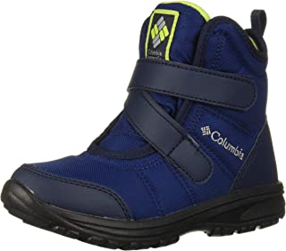 Columbia Kids' Childrens Fairbanks Snow Boot