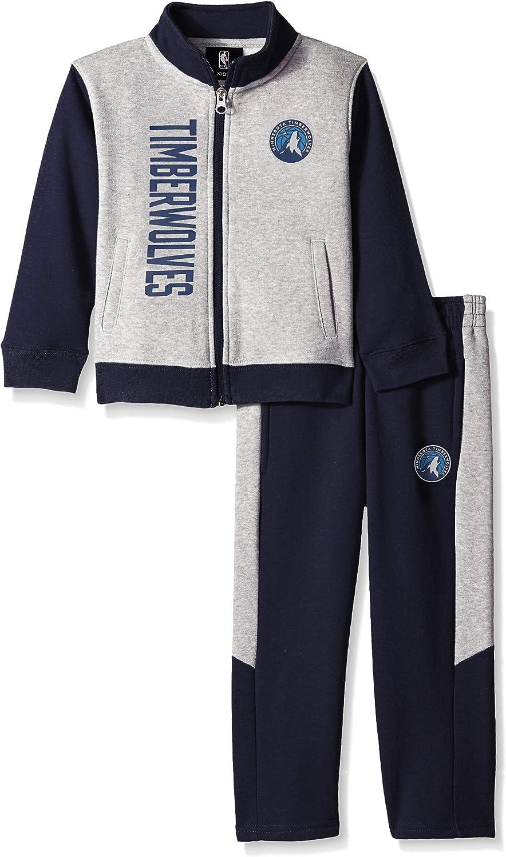 Outerstuff NBA boys on the Line Jacket /& Pants Fleece Set