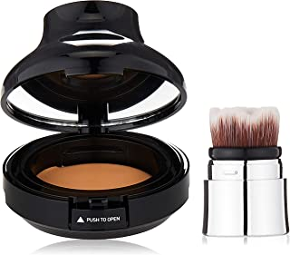 Cailyn Built-In Brush Super Hd Pro Coverage Foundation - 06 Sierra - Brown