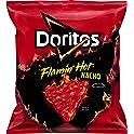 40-Count Doritos Flamin Hot Nacho Chips (1 oz)