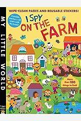 I Spy on the Farm Novelty Book