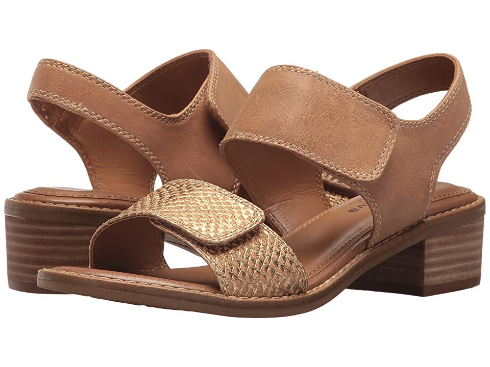 Comfortiva Baja (Metallic Ginger/New Caramel Madagascar Metallic/La Mesa) Women