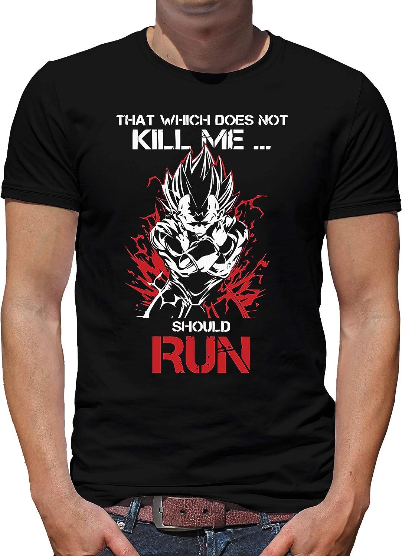 TShirt-People Vegeta Kill me Goku Dragon Master Son Ball ...