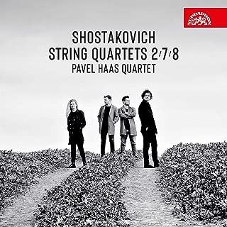 Shostakovich: String Quartets Nos. 2, 7 & 8