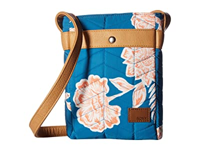 Roxy Into The Forest Small Purse (Mykonos Blue S Eglantine) Handbags