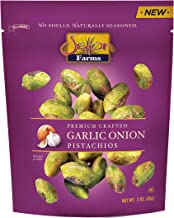 Setton Farms Seasoned Pistachio Kernels, Garlic Onion, 3 oz