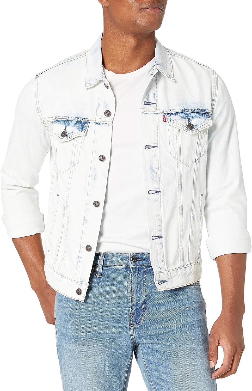 Reservation Levi's Men's Price reduction Trucker Jacket